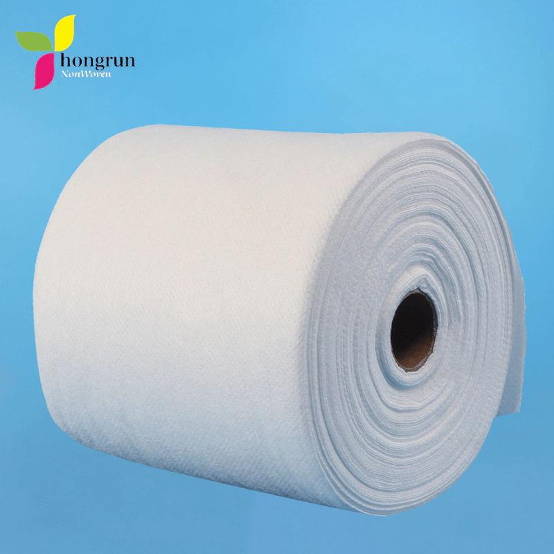优质无纺布美容纸巾一次性面巾纸手纸卷12cm * 20m 2层 50克