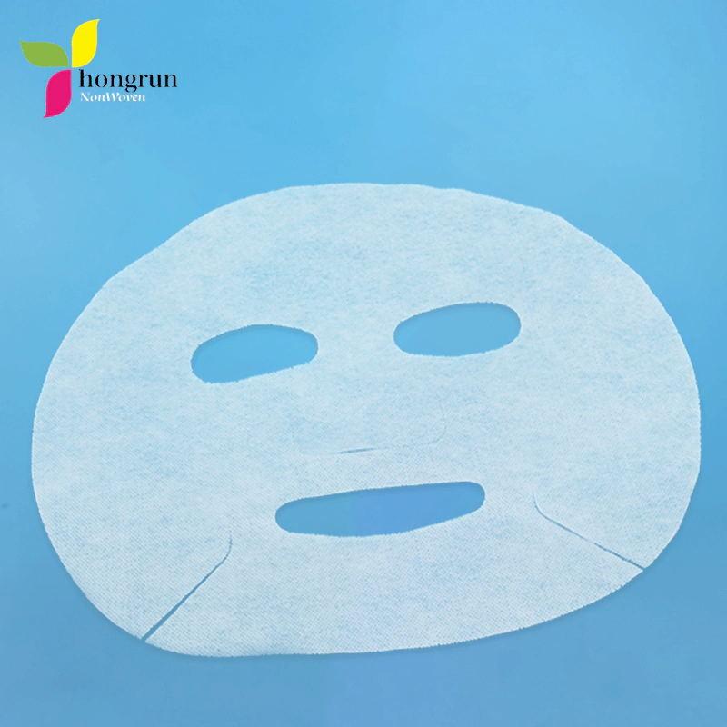 热卖DIY面膜无纺布一次性干50克白色面膜片