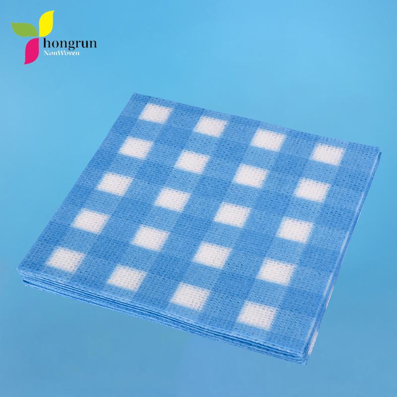 OEM重型工业湿巾双面20cm X 20cm 100片
